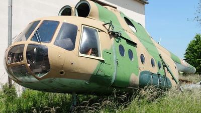 6207 - Mil Mi-8T Hip - Hungary - Air Force
