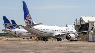 N37502 - Boeing 737-9 MAX - United Airlines