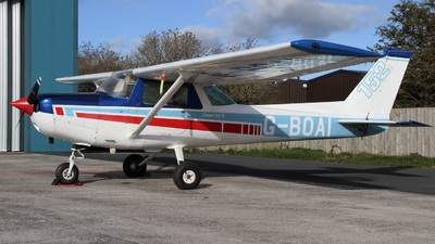 A picture of GBOAI - Cessna 152 - [15279830] - © Ian Johnson