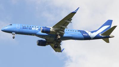 N102BZ - Embraer 190-100IGW - Breeze Airways