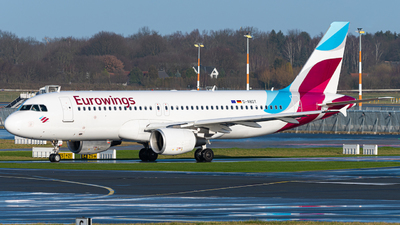 A picture of DABDT - Airbus A320214 - Eurowings - © Niclas Rebbelmund