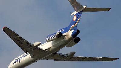 RA-85707 - Tupolev Tu-154M - Yakutia Airlines