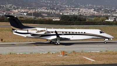 LX-JAG - Embraer ERJ-135BJ Legacy 600 - Global Jet Luxembourg