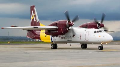 HK-4832 - Antonov An-32B - Aer Caribe