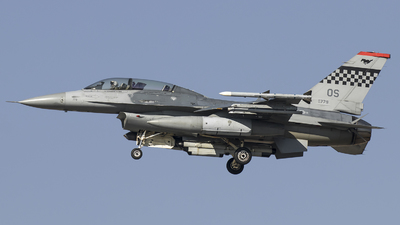 90-0779 - General Dynamics F-16D Fighting Falcon - United States - US Air Force (USAF)