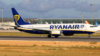 EI-DPY - Boeing 737-8AS - Ryanair
