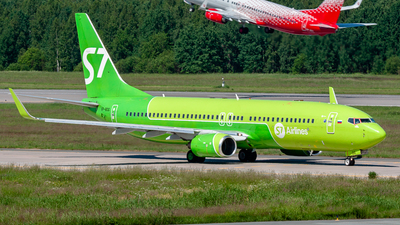 VP-BDG - Boeing 737-8Q8 - S7 Airlines
