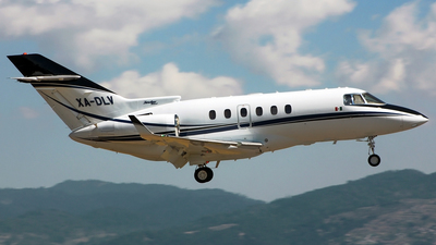 XA-DLV - Hawker Beechcraft 900XP - Private