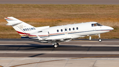 N902MS - Raytheon Hawker 900XP - MSI Aviation