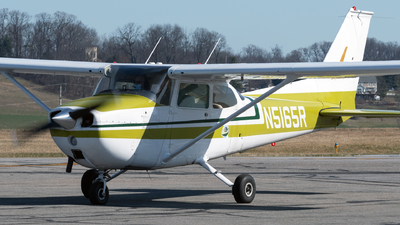 N5165R - Cessna 172M Skyhawk - Private