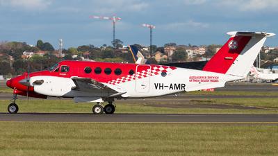 VH-AMR - Beechcraft B200 Super King Air - Ambulance Service of NSW (RFDS)