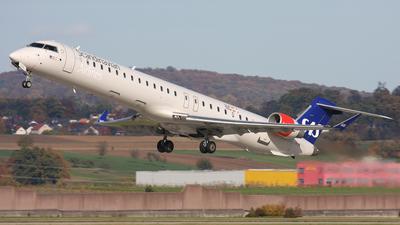 A picture of EIFPN - Mitsubishi CRJ900LR - SAS - © Frank Specker