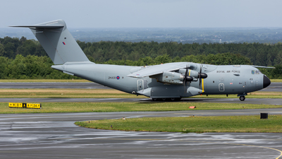 ZM408 - Airbus A400M Atlas C.1 - United Kingdom - Royal Air Force (RAF)