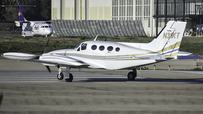 N31KT - Cessna 421B Golden Eagle - Private