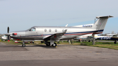 N221YY - Pilatus PC-12/45 - Private