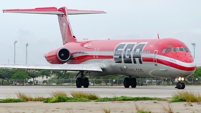 YV485T - McDonnell Douglas MD-83 - SBA Airlines