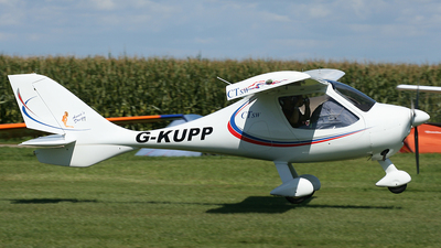 G-KUPP - Flight Design CTSW - Private