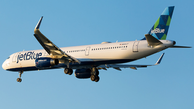 N944JT - Airbus A321-231 - jetBlue Airways
