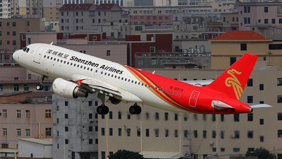 B-9979 - Airbus A320-214 - Shenzhen Airlines