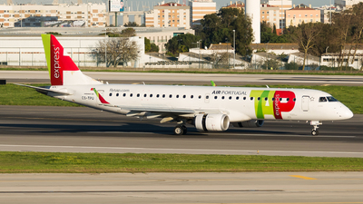 A picture of CSTPU - Embraer E190LR - TAP Express - © Rui Marques