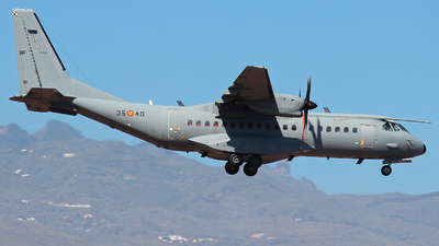 T.21-02 - CASA C-295M - Spain - Air Force