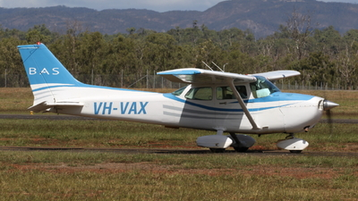 VH-VAX - Cessna 172P Skyhawk - Broome Air Services
