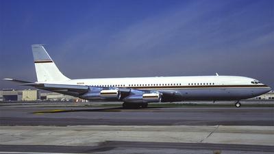 N351SR - Boeing 707-351B - Private