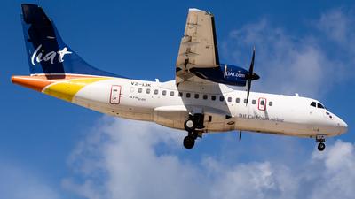 A picture of V2LIK - ATR 42600 - LIAT - © Brandon Giacomin