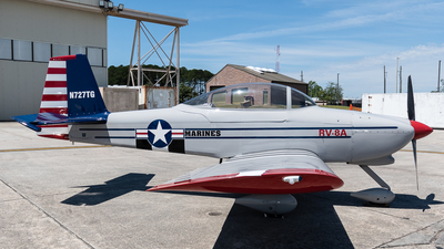 N727TG - Vans RV-8A - Private