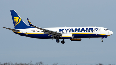 9H-QAX - Boeing 737-8AS - Malta Air (Ryanair)