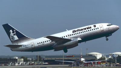 G-BJCT - Boeing 737-204(Adv) - Britannia Airways