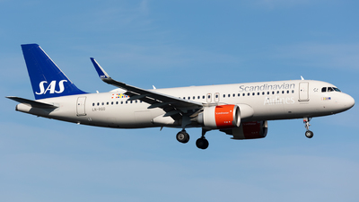 A picture of LNRGO - Airbus A320251N - SAS - © Rickard Andersson