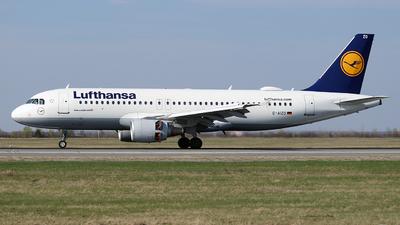 D-AIZO - Airbus A320-214 - Lufthansa