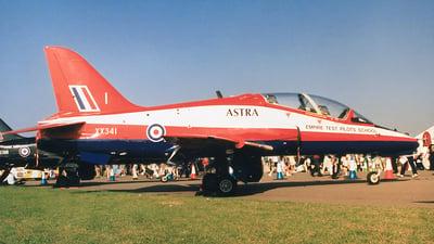 XX341 - British Aerospace Hawk T.1 - United Kingdom - Royal Air Force (RAF)