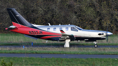 N303JR - Socata TBM-900 - Private