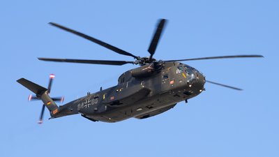 84-65 - Sikorsky CH-53GA - Germany - Air Force