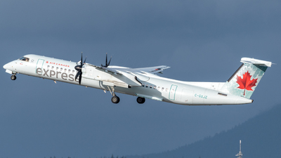 C-GXJZ - Bombardier Dash 8-Q402 - Air Canada Express (Jazz Aviation)