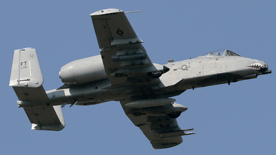 80-0172 - Fairchild A-10C Thunderbolt II - United States - US Air Force (USAF)
