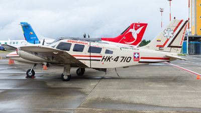 HK-4710 - Piper PA-34-200T Seneca II - Good-Fly Co