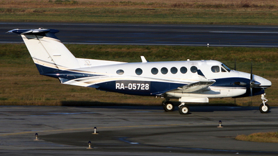 A picture of RA05728 - Beech B200 Super King Air - [BB1723] - © Malyshev Andrei