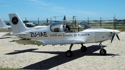 ZU-IAE - Airplane Factory Sling 2 - Madiba Bay School of Flight