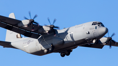 130601 - Lockheed Martin CC-130J Hercules - Canada - Royal Canadian Air Force (RCAF)