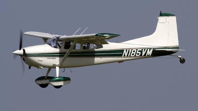 N185VM - Cessna A185F Skywagon II - Private