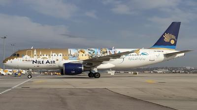 SU-BQM - Airbus A320-214 - Nile Air