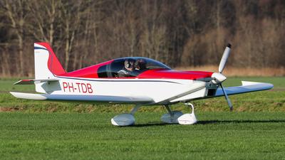 PH-TDB - Rand Robinson Kr-2S - Private