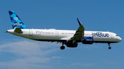 N2059J - Airbus A321-271NX - jetBlue Airways