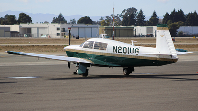 N201UG - Mooney M20J-201 - Private