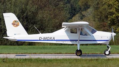 D-MOXA - Tecnam P92 Echo Light - Higher and Hire