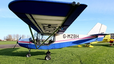 A picture of GMZBH - Rans S6ESD Coyote II - [PFA 20412244] - © Jez-UK