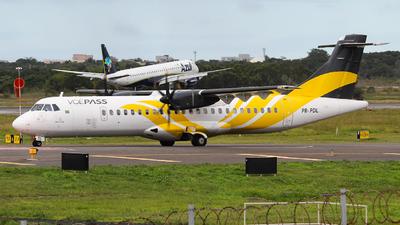 A picture of PRPDL - ATR 72600 - VoePass Linhas Aereas - © Felipe Cruz SBSV